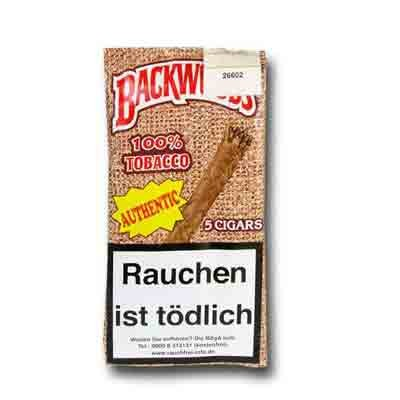 Backwoods Aromatic (fruchtiges Vanille)