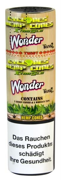 Cyclones Blunt Xtra Slow Wonderberry, TPD2