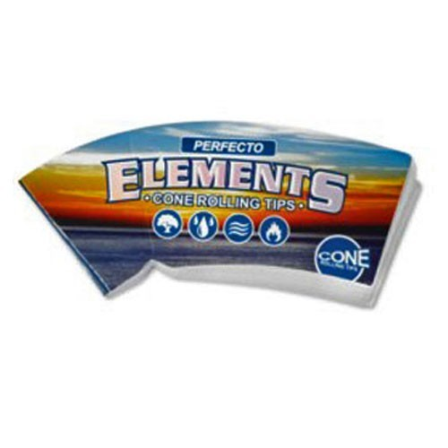Elements Perfecto Cone Rolling Filtertips perforiert