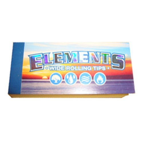 Filtertips Elements breit