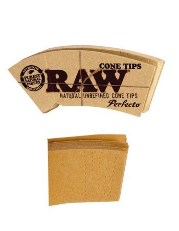 RAW konische Filter Tips Perfecto