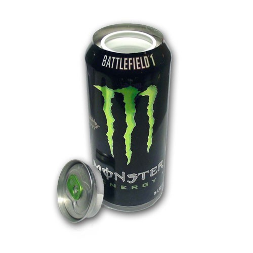 Monster Energy Stash - Geheimversteck